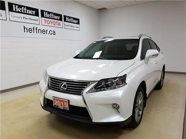 2015 Lexus RX 350 Touring Package (Stk: 187208) in Kitchener - Image 1 of 22