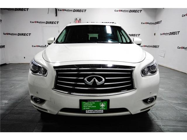 2014 Infiniti QX60 Base (Stk: CN5053) in Burlington - Image 2 of 30