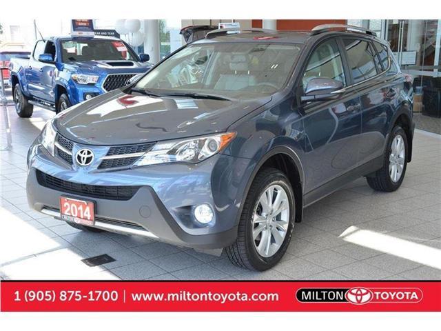 2014 Toyota RAV4  (Stk: 209463) in Milton - Image 1 of 46