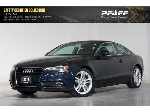 2013 Audi A5 2.0T Premium (Stk: 52926) in Newmarket - Image 1 of 16
