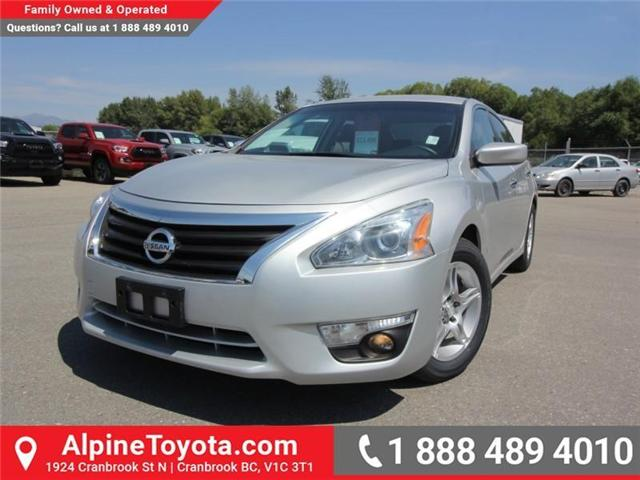 2014 Nissan Altima 2.5 S (Stk: X376614N) in Cranbrook - Image 1 of 15