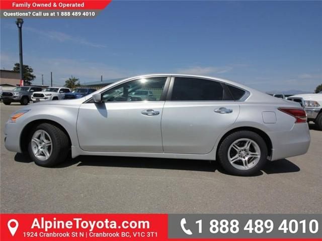 2014 Nissan Altima 2.5 S (Stk: X376614N) in Cranbrook - Image 2 of 15
