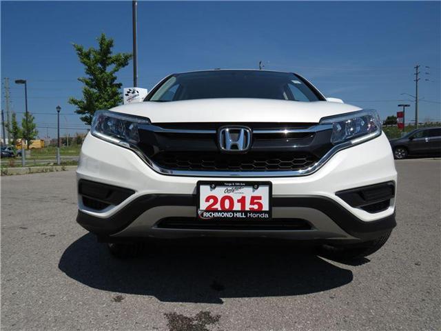 2015 Honda CR-V SE (Stk: 171722P) in Richmond Hill - Image 2 of 17