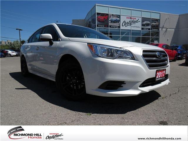 2017 Subaru Legacy 2.5i (Stk: 181237P) in Richmond Hill - Image 1 of 16