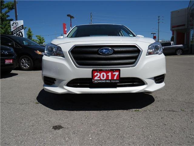 2017 Subaru Legacy 2.5i (Stk: 181237P) in Richmond Hill - Image 2 of 16