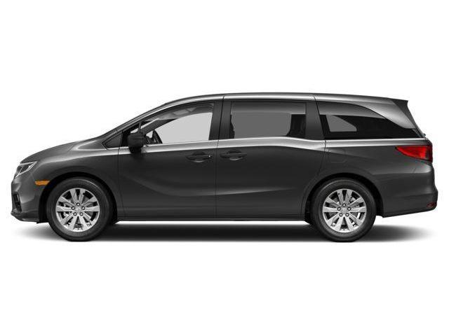 2019 Honda Odyssey EX-L (Stk: 9500181) in Brampton - Image 2 of 2
