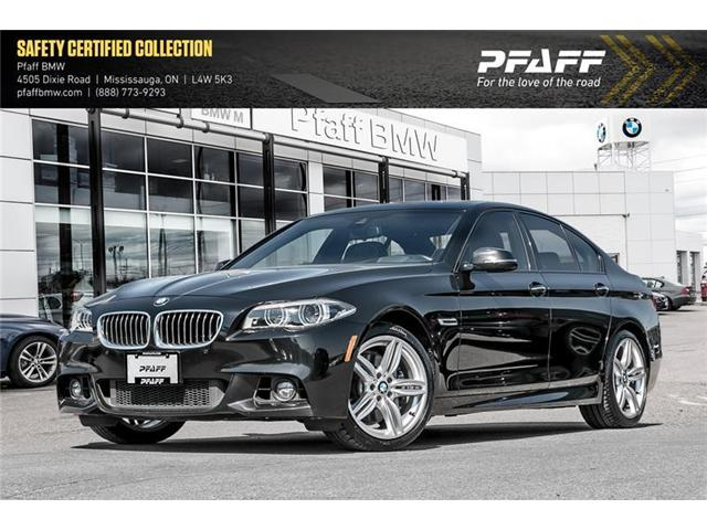 2016 BMW 535i xDrive (Stk: 21022A) in Mississauga - Image 1 of 17