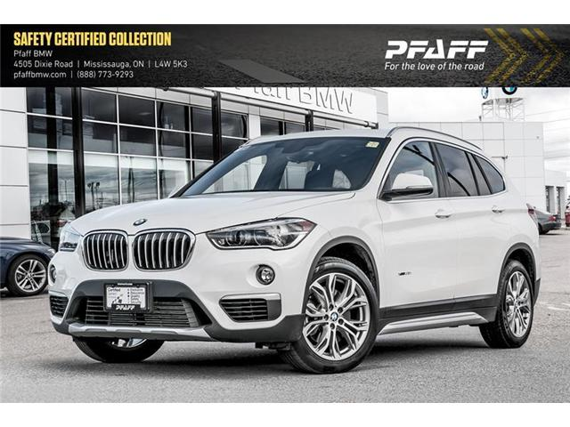 2017 BMW X1 xDrive28i (Stk: U5027) in Mississauga - Image 1 of 21