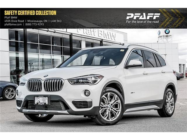 2017 BMW X1 xDrive28i (Stk: U5029) in Mississauga - Image 1 of 21