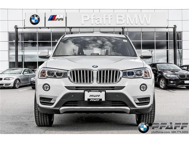 2017 BMW X3 xDrive28i (Stk: U5031) in Mississauga - Image 2 of 20