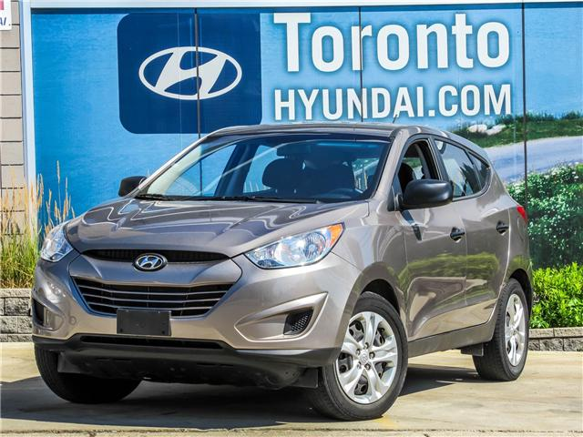 2012 Hyundai Tucson  (Stk: U06198) in Toronto - Image 1 of 13