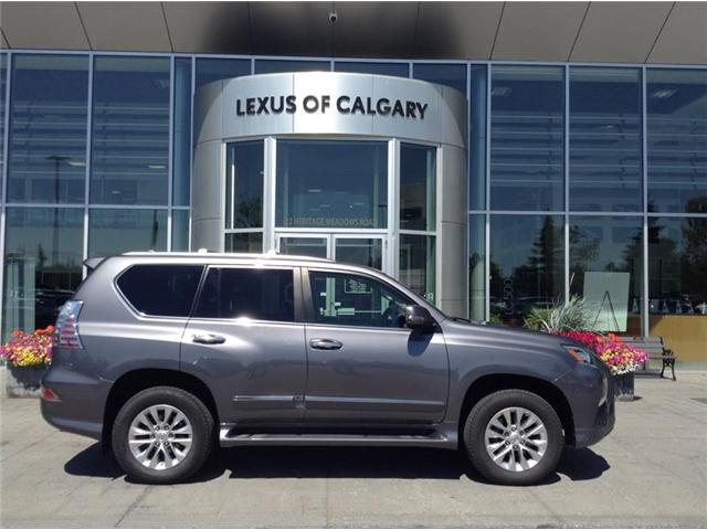2016 Lexus GX 460 Base (Stk: 180599A) in Calgary - Image 1 of 15