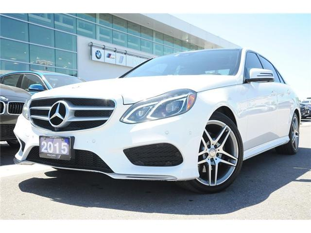 2015 Mercedes-Benz E-Class Base (Stk: P152401) in Brampton - Image 1 of 14