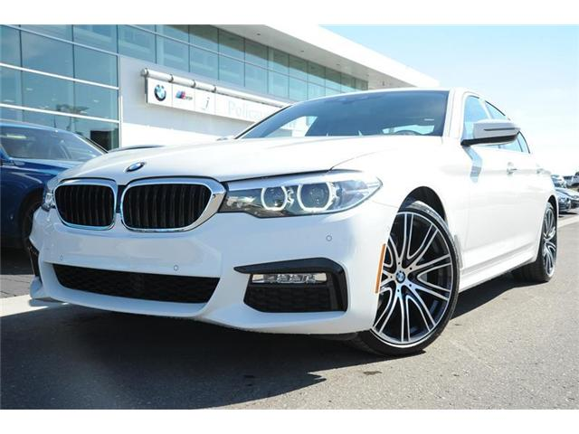 2018 BMW 540d xDrive (Stk: 8474992) in Brampton - Image 1 of 12