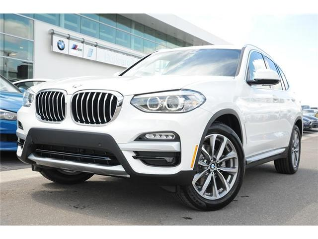 2018 BMW X3 xDrive30i (Stk: 8D730959) in Brampton - Image 1 of 12