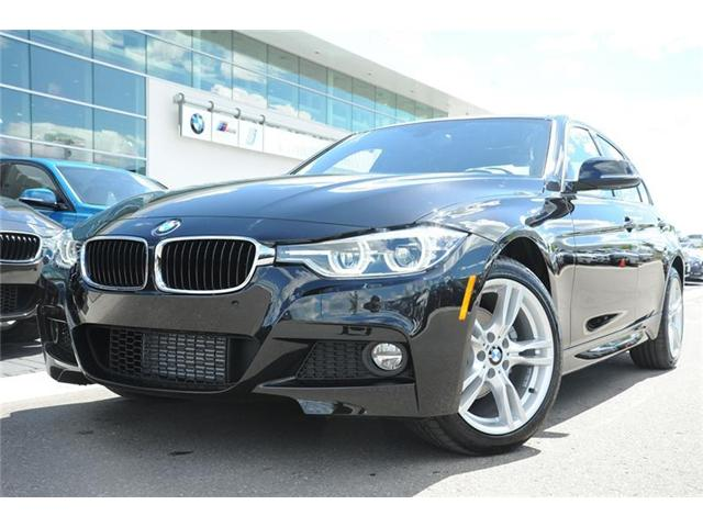 2018 BMW 328d xDrive (Stk: 8E97600) in Brampton - Image 1 of 12