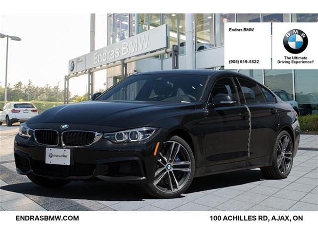 2019 BMW 440i xDrive Gran Coupe  (Stk: 40938) in Ajax - Image 1 of 22