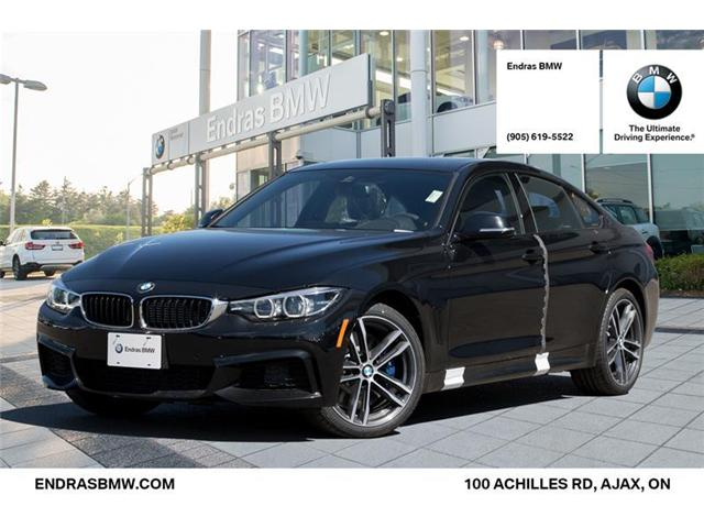 2019 BMW 440i xDrive Gran Coupe  (Stk: 40939) in Ajax - Image 1 of 22