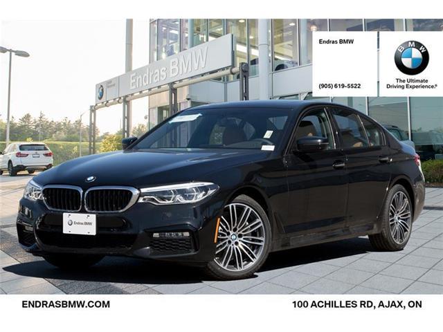 2018 BMW 530 i xDrive (Stk: 52351) in Ajax - Image 1 of 22