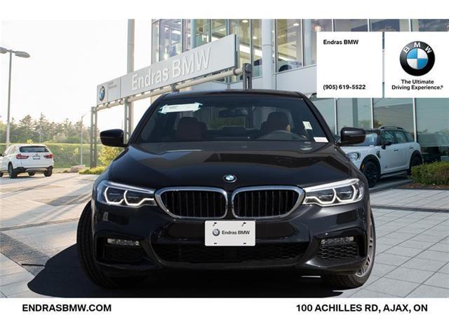 2018 BMW 530 i xDrive (Stk: 52351) in Ajax - Image 2 of 22