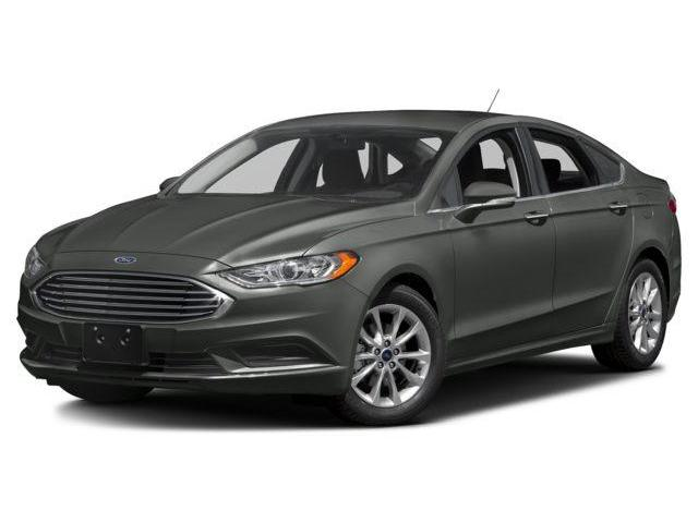 2018 Ford Fusion SE (Stk: J-170) in Calgary - Image 1 of 9