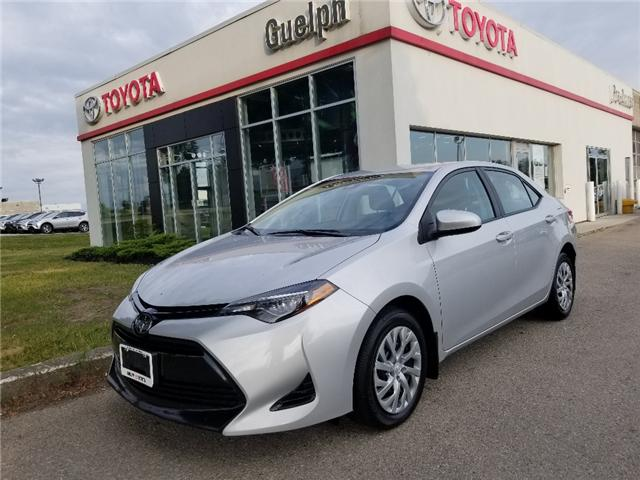 2017 Toyota Corolla LE (Stk: U00928) in Guelph - Image 1 of 24
