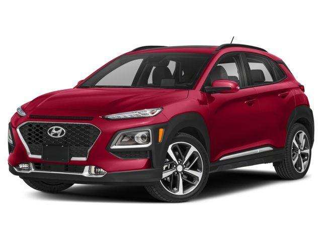 2018 Hyundai KONA 1.6T Ultimate (Stk: KA18037) in Woodstock - Image 1 of 9