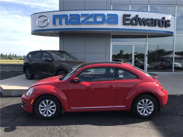 2014 Volkswagen Beetle 2.0 TDI Comfortline (Stk: 21306) in Pembroke - Image 1 of 10