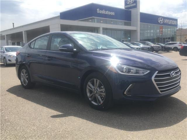 2018 Hyundai Elantra GL (Stk: B7064) in Saskatoon - Image 1 of 14