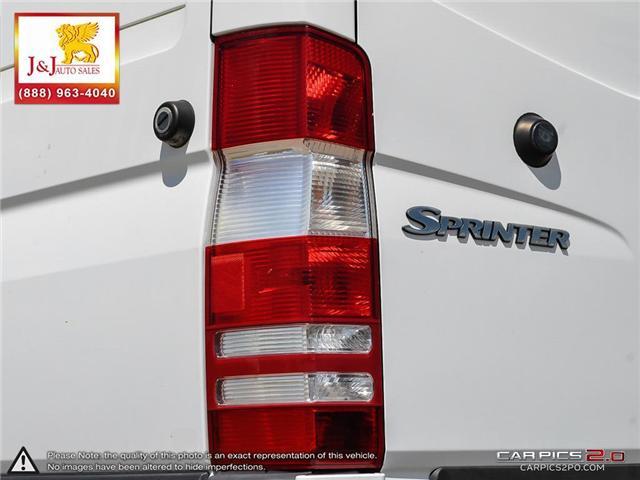 2008 Dodge Sprinter Van 2500 Base (Stk: J18009) in Brandon - Image 16 of 27