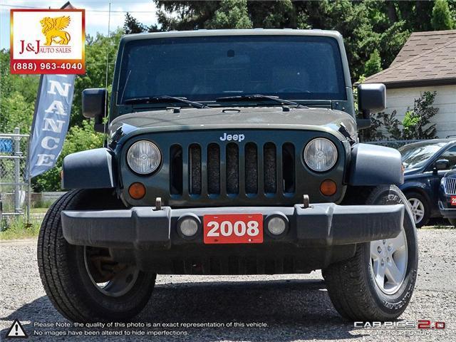 2008 Jeep Wrangler Unlimited X (Stk: ) in Brandon - Image 2 of 27