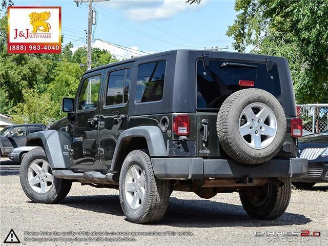 2008 Jeep Wrangler Unlimited X (Stk: ) in Brandon - Image 4 of 27