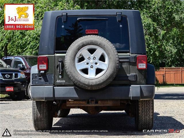 2008 Jeep Wrangler Unlimited X (Stk: ) in Brandon - Image 5 of 27