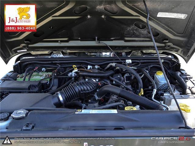 2008 Jeep Wrangler Unlimited X (Stk: ) in Brandon - Image 8 of 27