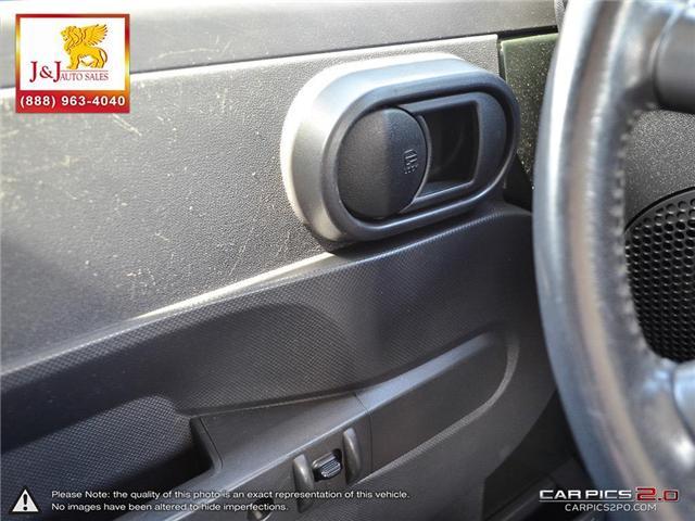 2008 Jeep Wrangler Unlimited X (Stk: ) in Brandon - Image 17 of 27