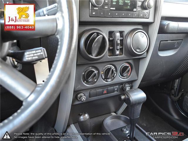 2008 Jeep Wrangler Unlimited X (Stk: ) in Brandon - Image 20 of 27