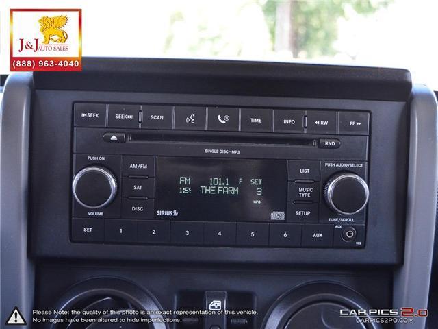 2008 Jeep Wrangler Unlimited X (Stk: ) in Brandon - Image 21 of 27