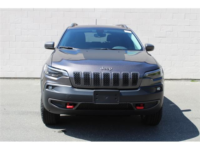 2019 Jeep Cherokee Trailhawk (Stk: D219626) in Courtenay - Image 25 of 30