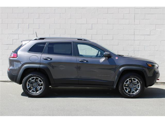 2019 Jeep Cherokee Trailhawk (Stk: D219626) in Courtenay - Image 26 of 30