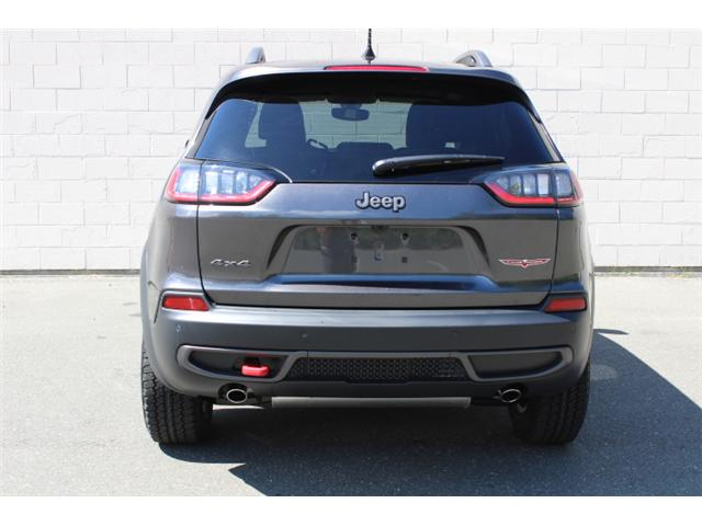 2019 Jeep Cherokee Trailhawk (Stk: D219626) in Courtenay - Image 27 of 30