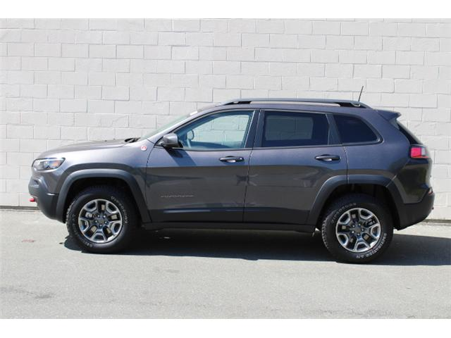 2019 Jeep Cherokee Trailhawk (Stk: D219626) in Courtenay - Image 28 of 30