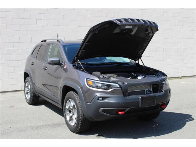 2019 Jeep Cherokee Trailhawk (Stk: D219626) in Courtenay - Image 29 of 30
