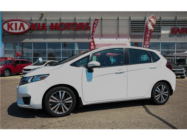 2015 Honda Fit EX L Navi ACCIDENT FREE   POWERTRAIN WARRANTY   NAV    LEATHER   5 STAR SAFETY RATING   CAMERA   LANE WATCH   S At $19995 For Sale  In ...