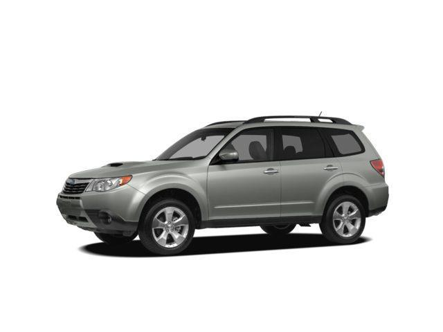 2010 Subaru Forester 2.5 X Limited Package (Stk: 18849A) in Cambridge - Image 1 of 1