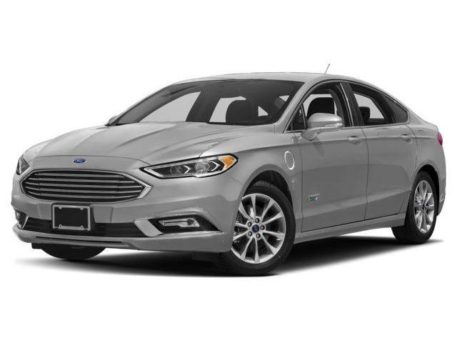 2018 Ford Fusion Energi Platinum (Stk: 8FU8180) in Surrey - Image 1 of 9