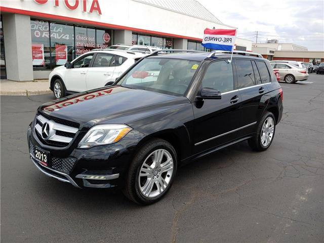 2013 Mercedes-Benz Glk-Class Base (Stk: 1809611) in Cambridge - Image 2 of 13