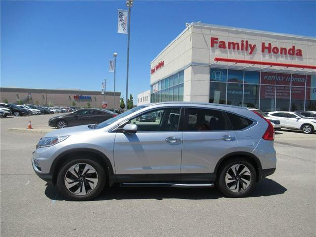 2015 Honda CR-V Touring, FREE EXTENDED WARRANTY!!! (Stk: 8500038A) in Brampton - Image 2 of 29