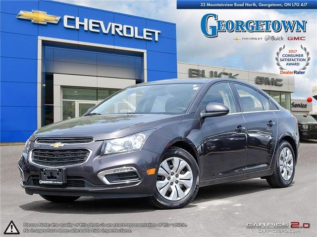 2016 Chevrolet Cruze Limited 1LT (Stk: 27561) in Georgetown - Image 1 of 28