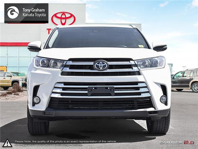 2017 Toyota Highlander XLE (Stk: 88468A) in Ottawa - Image 2 of 26