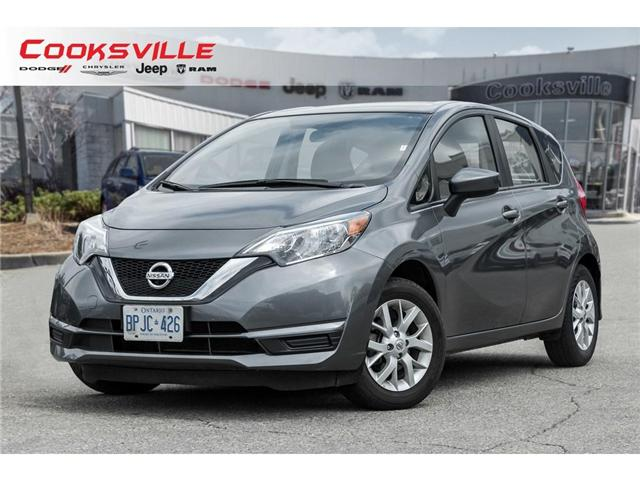 2017 Nissan Versa Note 1.6 SV (Stk: 7682PR) in Mississauga - Image 1 of 20